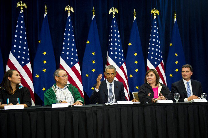 Tribal leaders optimistic about effects of Obama visit