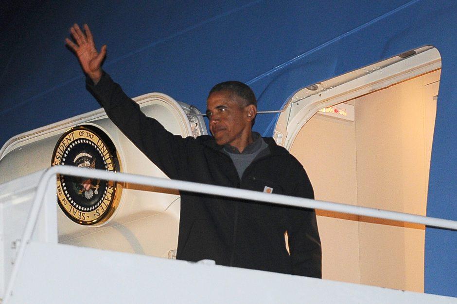 Obama on Alaska trip: 'I'm proud and happy I got to do it'