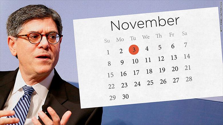 Debt ceiling deadline is now 18 days away
