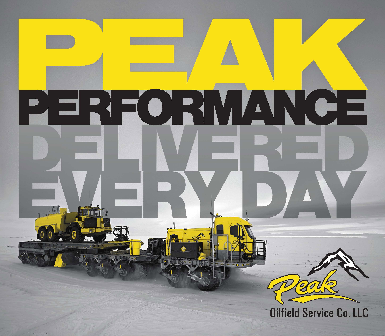 Peak Oilfield Services, LLC