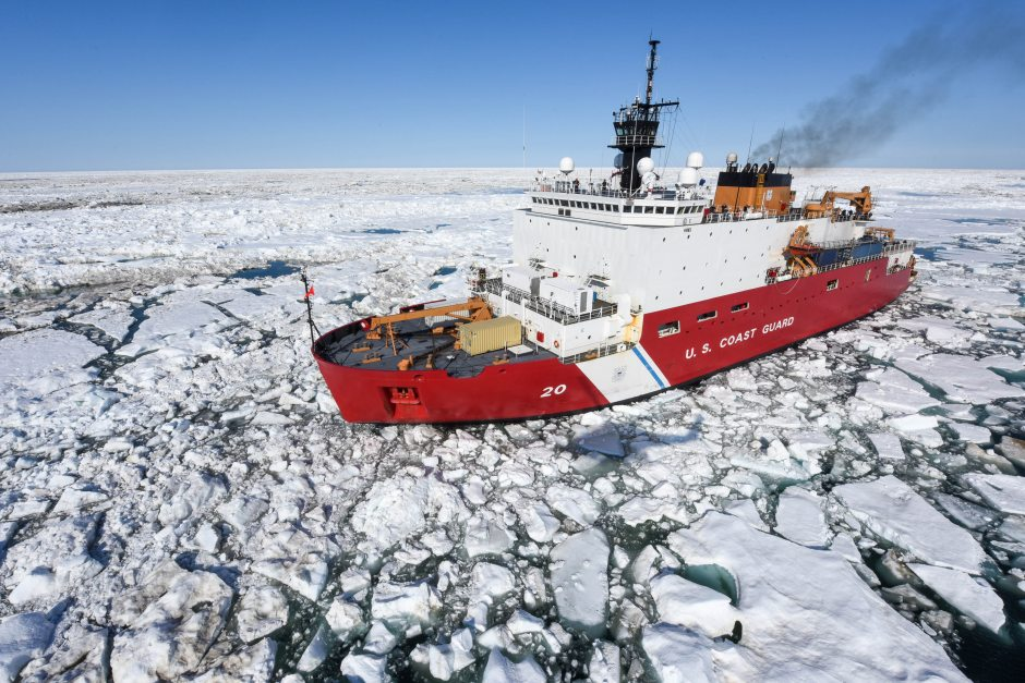 Obama calls for more icebreakers in Arctic as US seeks foothold