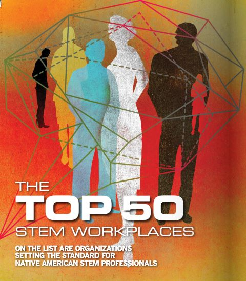 BBNC makes Top 50 Workplaces for Native American Professionals.