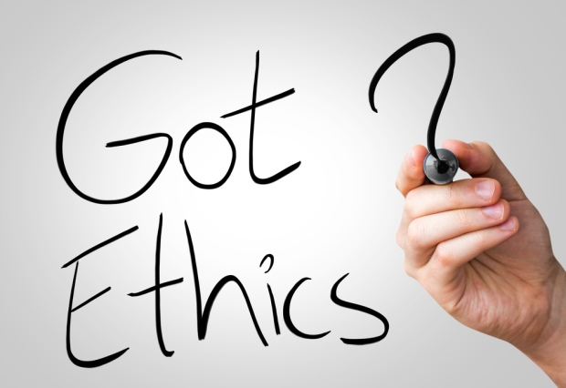 Did you Bring Your Ethics to Work Today?
