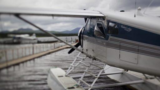 Mission Lodge, Bristol Bay, Alaska