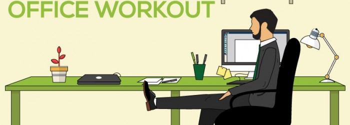 The 5-Minute Office Workout