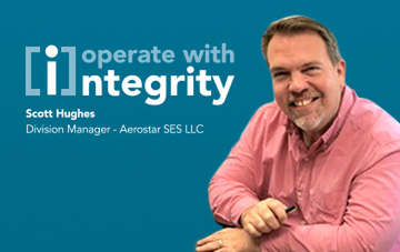Scott Hughes: [i] in Integrity Profile