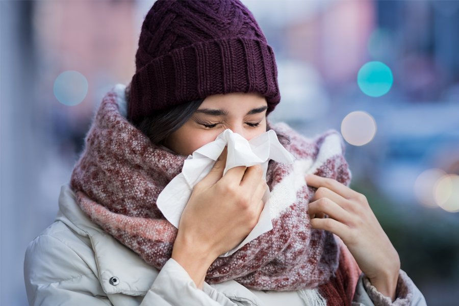 5 Fast Tips for Preventing Colds